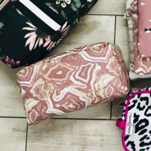 💥Sonia Kashuck Double Zip Cosmetic Bag